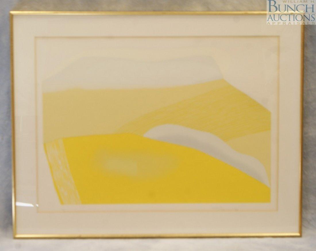 9821: Flemming Jorgensen, Danish/Canadian, 1934-2009, l