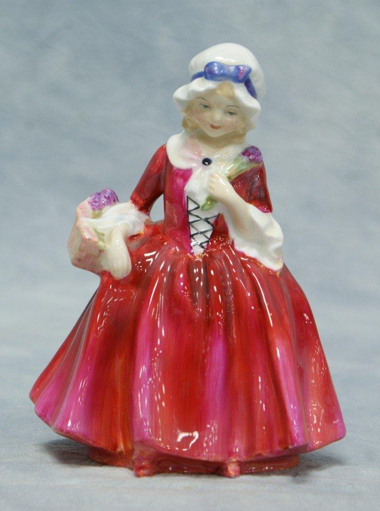 "8007: Royal Doulton Lavinia figurine, HN 1935, 5"" tall"
