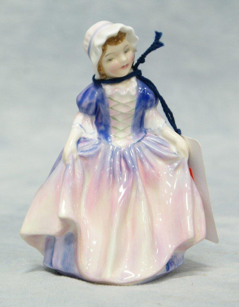 "8008A: Royal Doulton Dinky Do figurine, HN 1678, 4 1/2"""