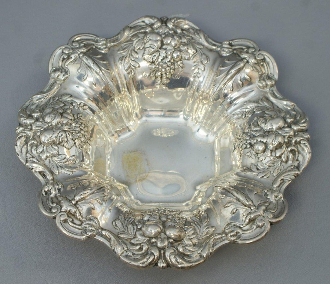 Reed & Barton Francis I sterling silver bowl, no mono,
