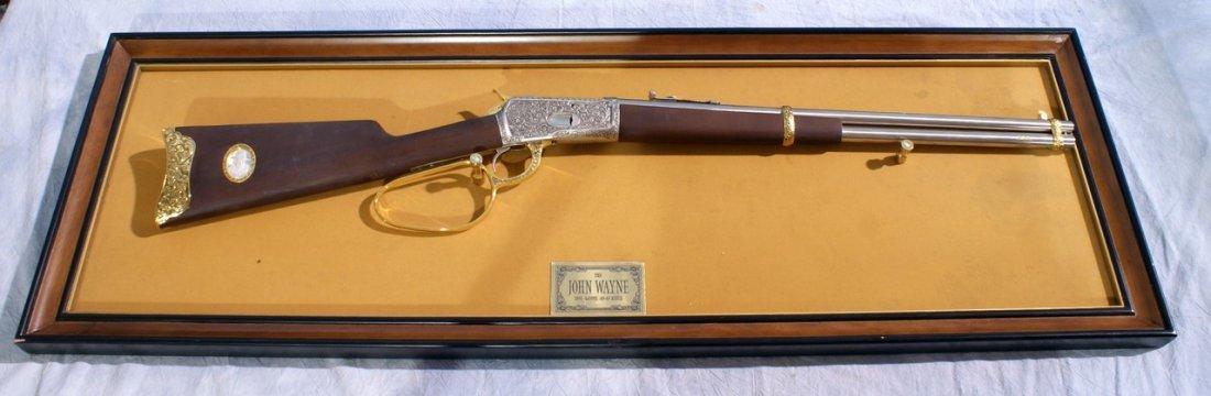 Franklin Mint John Wayne Replica 1892 Model 44-40