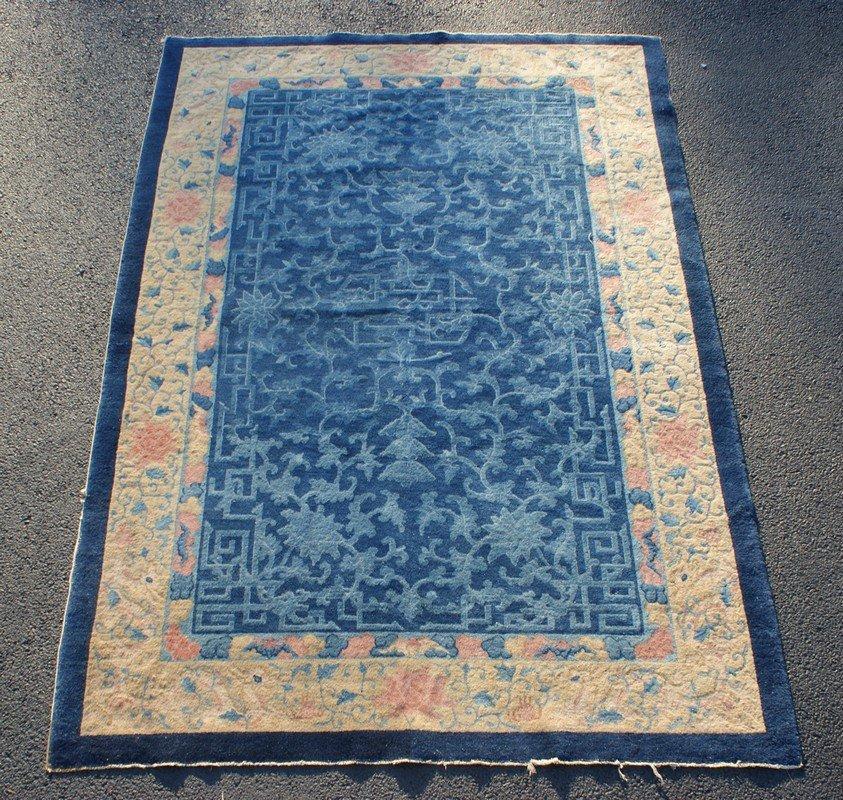 """Chinese Carpet, 5'3"""" x 7'10"""""""