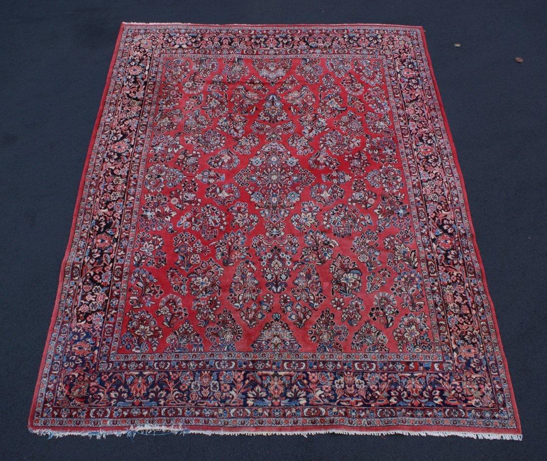"""Sarouk Carpet, 8'9"""" x 11'10"""""""