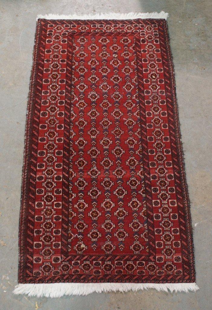 """40"""" x 77"""" Turkish throw rug"""