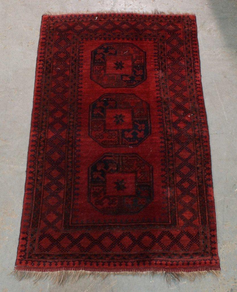 """41"""" x 66"""" Turkish throw rug"""