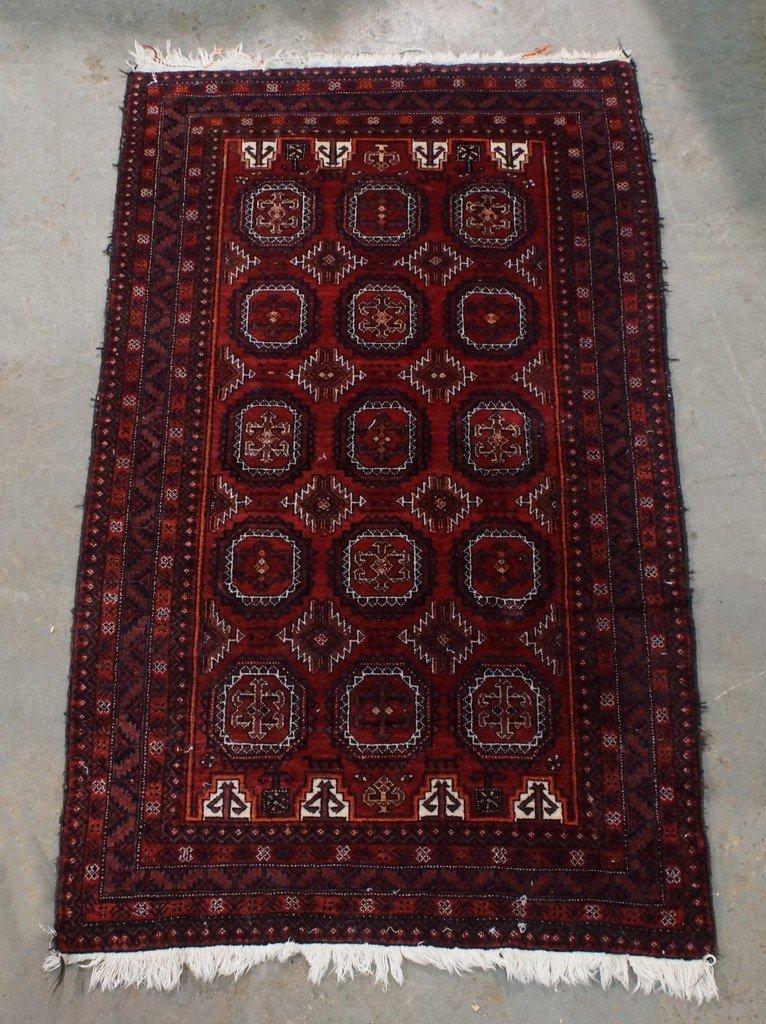 """45"""" x 75"""" Turkish throw rug"""