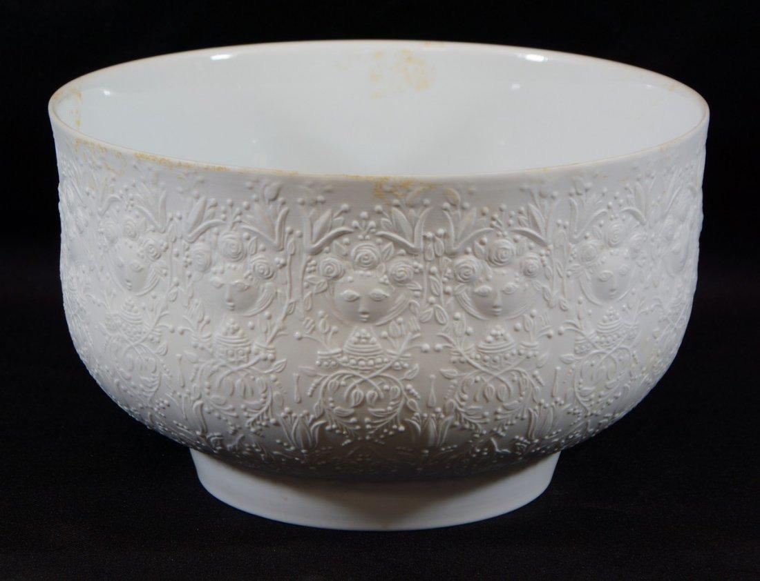 Rosenthal porcelain bowl,  Studio Line, Magic Flute
