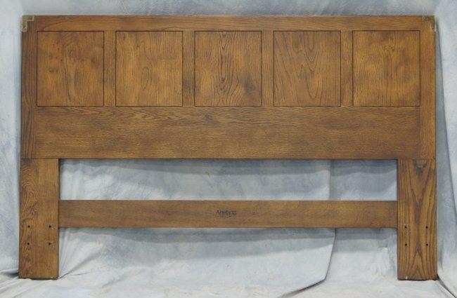 5-Piece Henredon Artefacts Line Bedroom Set, Consisting