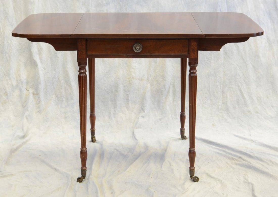 Karcher & Rehn, Philadelphia mahogany Sheraton style - 2