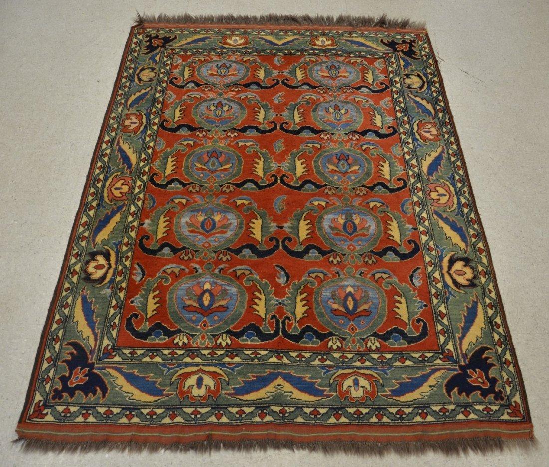 """Turkish carpet, 64"""" x 84"""""""