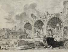 Giovanni Battista Piranesi (Italian, 1720-1778),