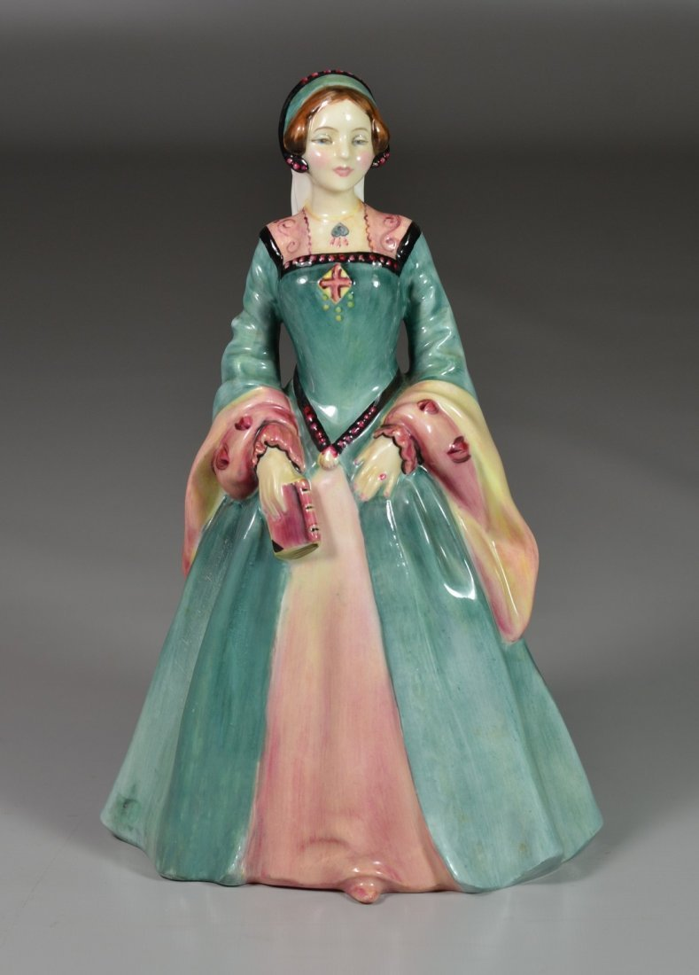 Royal Doulton Janice bone china figurine, HN 2022,