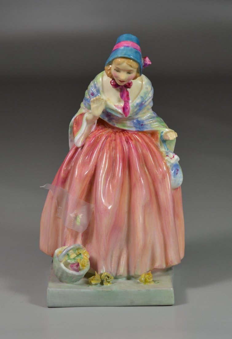 Royal Doulton Miss Fortune bone china figurine, HN