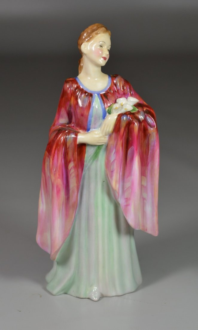 Royal Doulton Olivia bone china figurine, HN 1995,