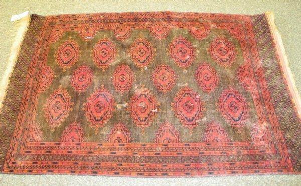 23: Bohkara throw rug