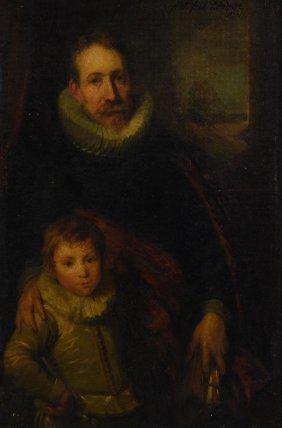 Albert Jean Adolphe (american, Pa, 1865-1940), Oil On