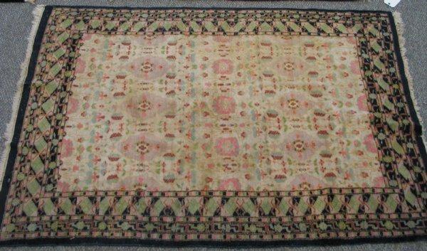 215: 4.1 x 6.0 Turkish rug
