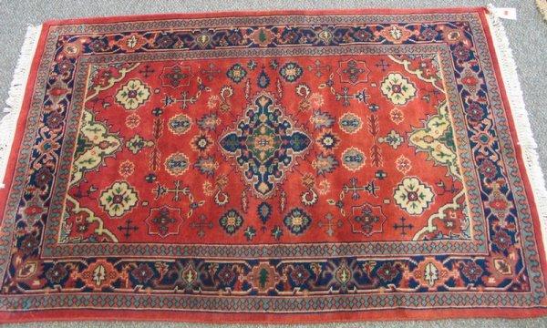 223: 4.0 x 5.10 Turkish rug