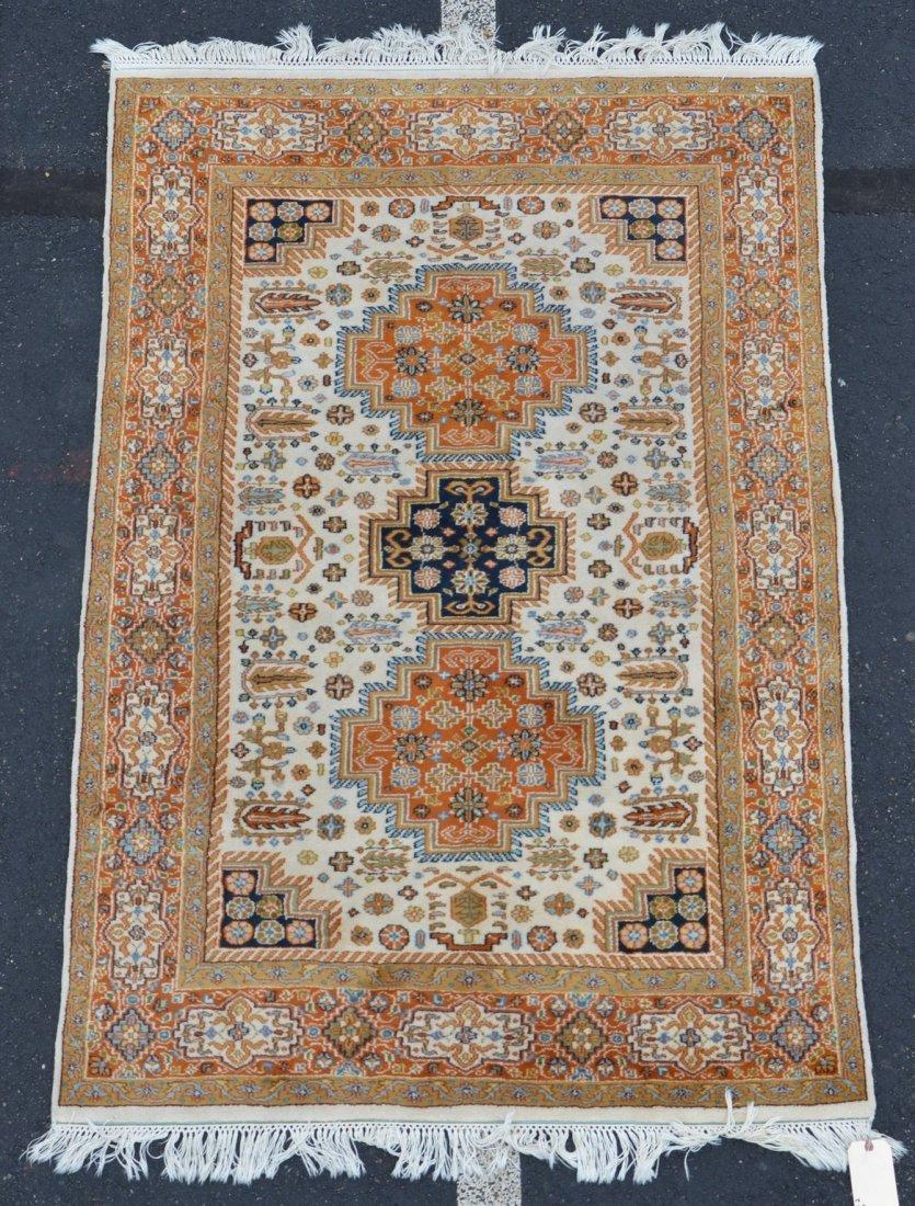 """4'2"""" x 6'2"""" Turkish carpet"""