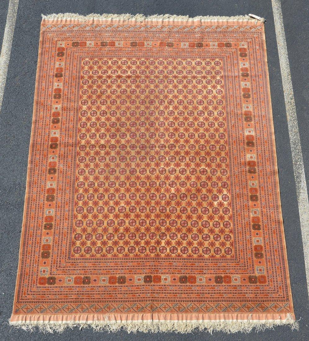 """Turkish Carpet, 7'5"""" x 9'11"""""""