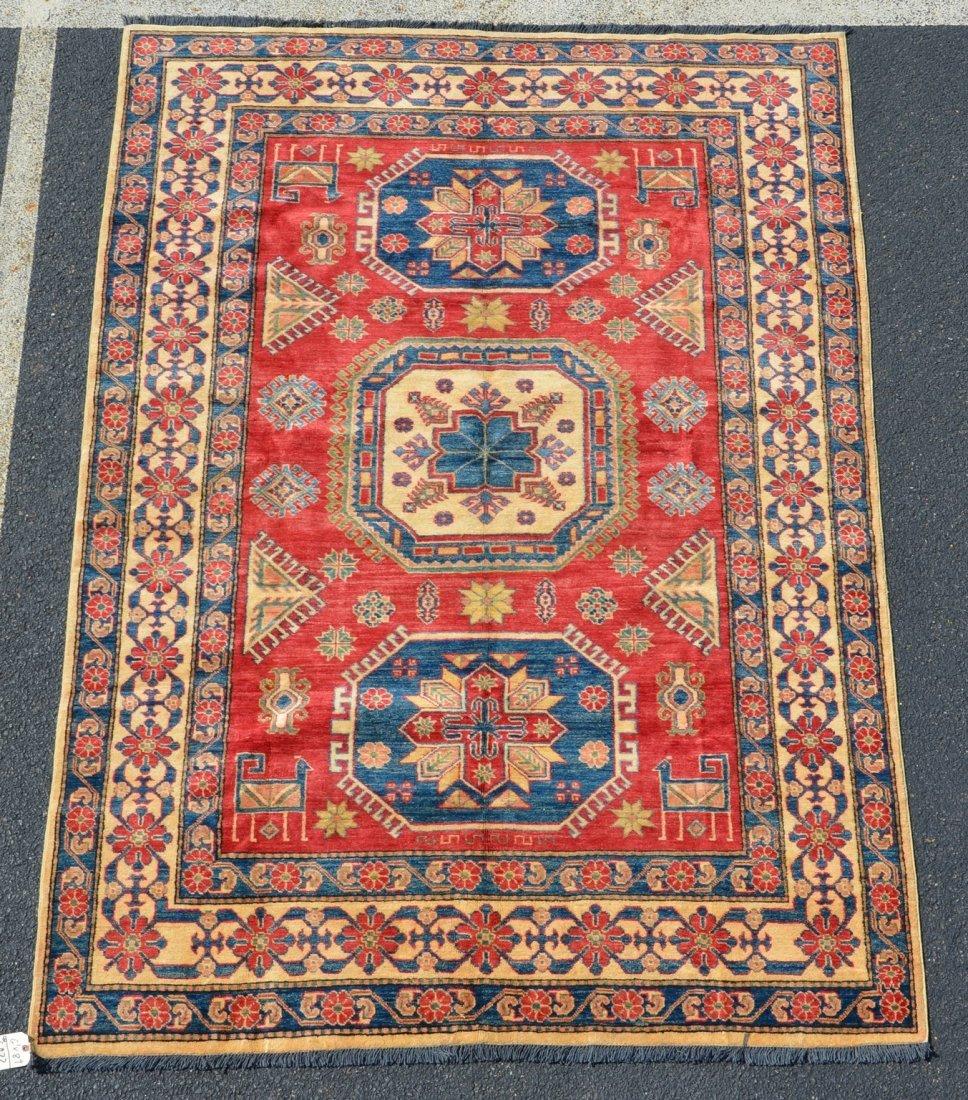 "Kazak carpet, 6'1"" x 8'9"""