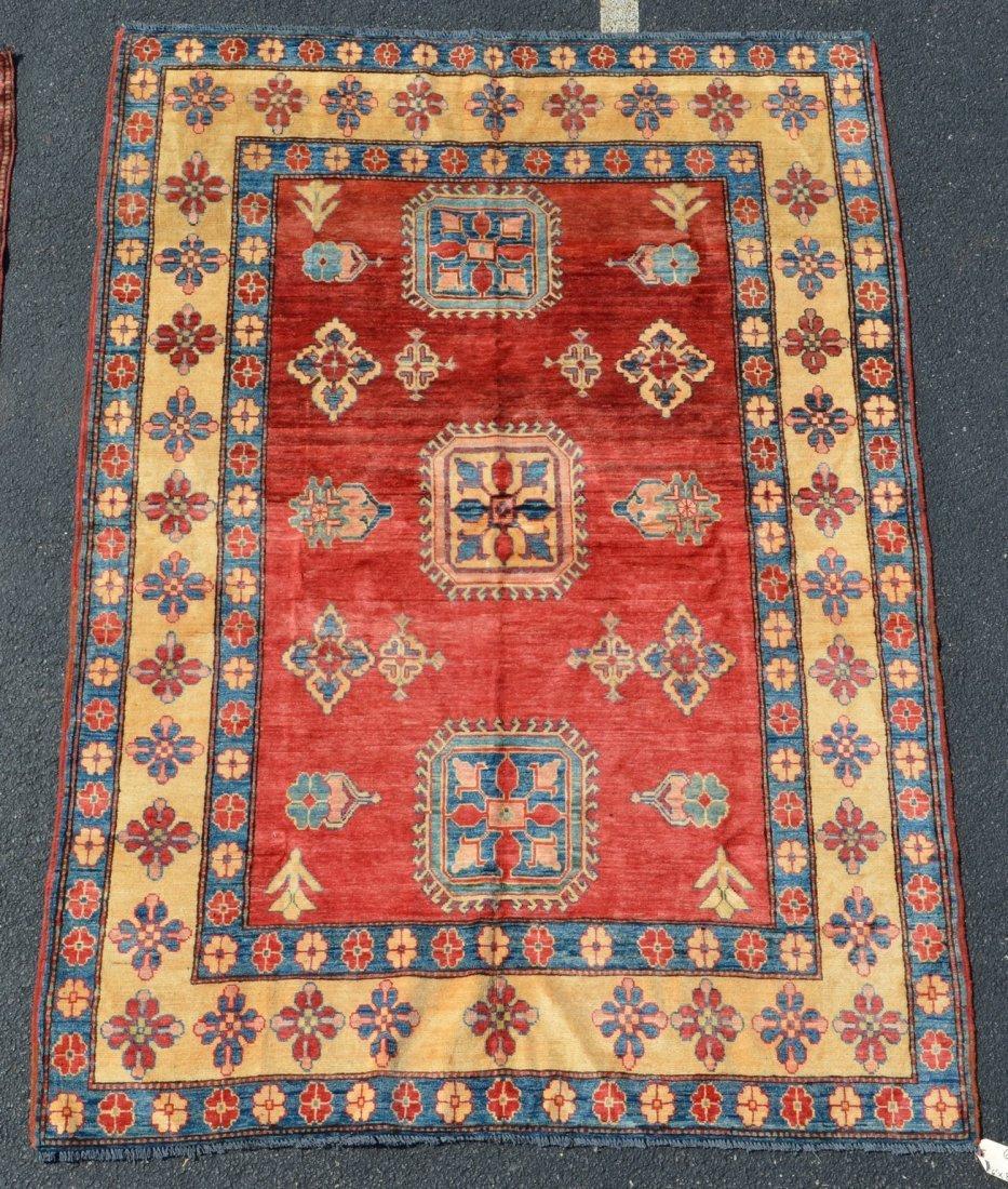 "Kazak carpet, 6'1"" x 8'7"""