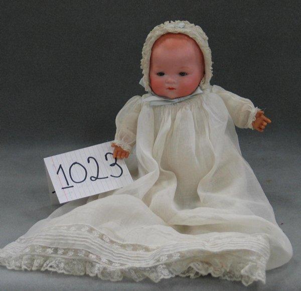 1023: AM Bisque head dream baby