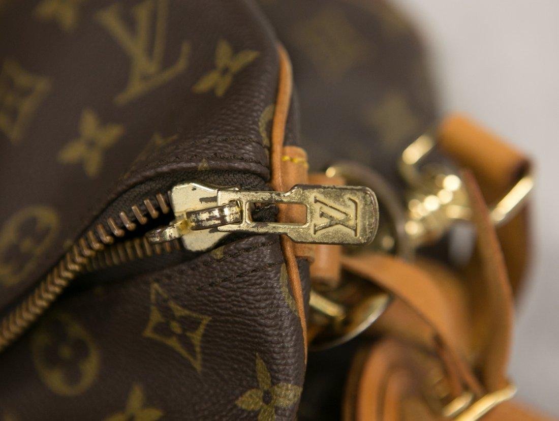 "(3) Louis Vuitton soft bags, portfolio, 15"" x 12"", JQD - 3"