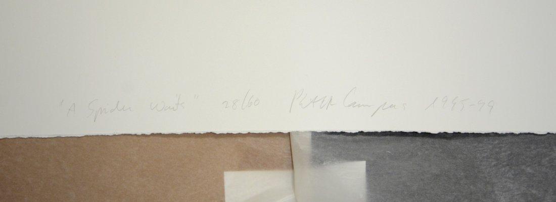 Peter Campus (American, b 1937), archival iris print on - 2