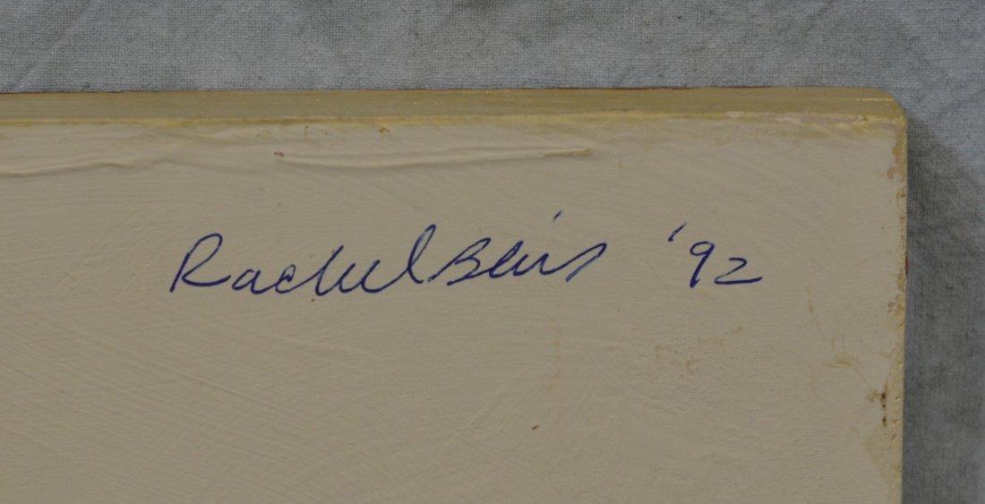 Rachel Bliss (American, b 1962),  oil on board, - 3