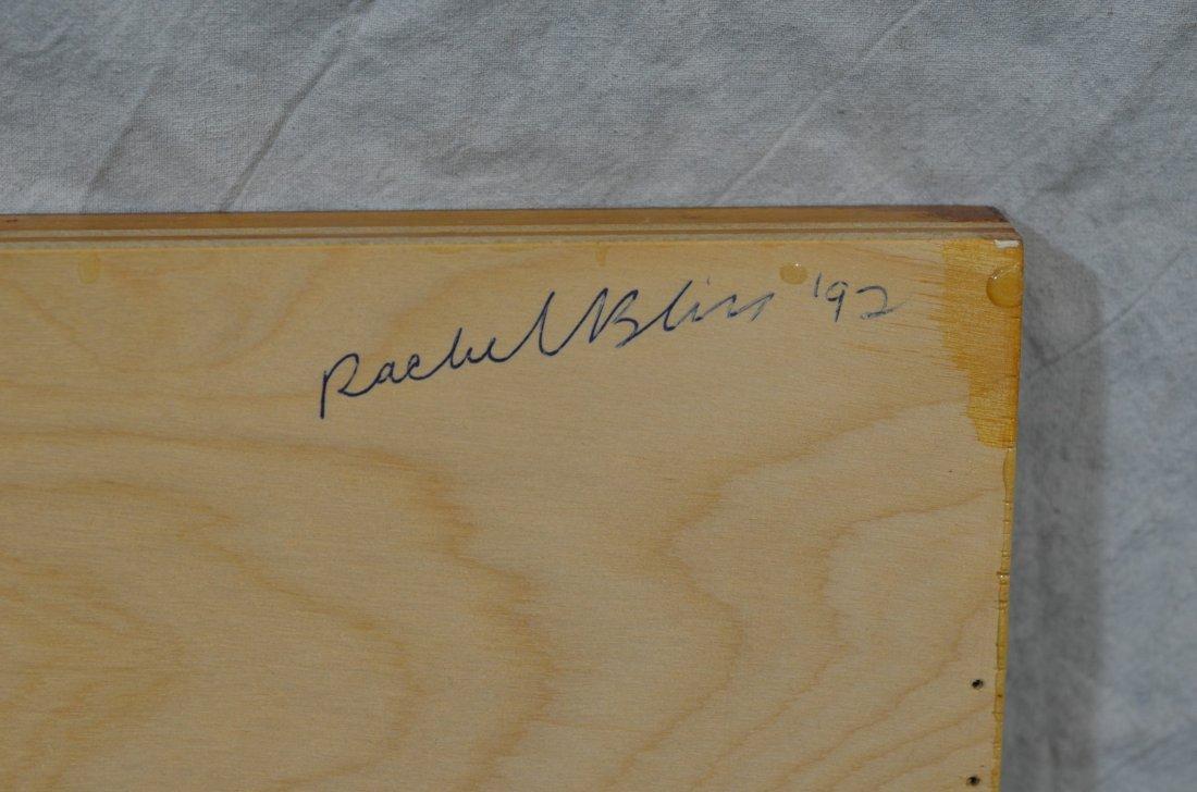 Rachel Bliss (American, b 1962), oil on wood panel, - 3