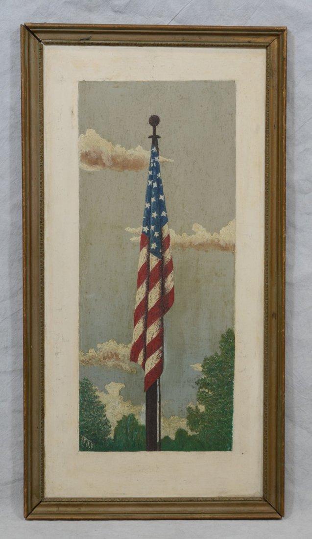 F J Forrestal (American, 20th Century), oil on - 2