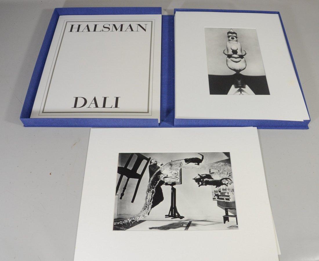 Philippe Halsman (Latvian/American, 1906-1979), Dali: