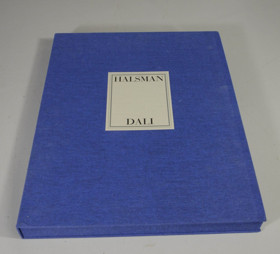 Philippe Halsman (Latvian/American, 1906-1979), Dali: - 2