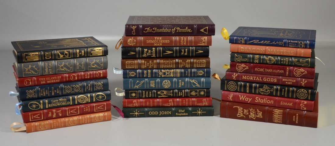 Easton Press, Masterpieces of Science Fiction, 24