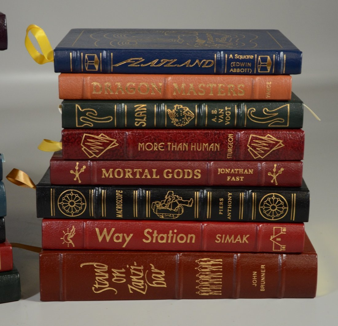 Easton Press, Masterpieces of Science Fiction, 24 - 4