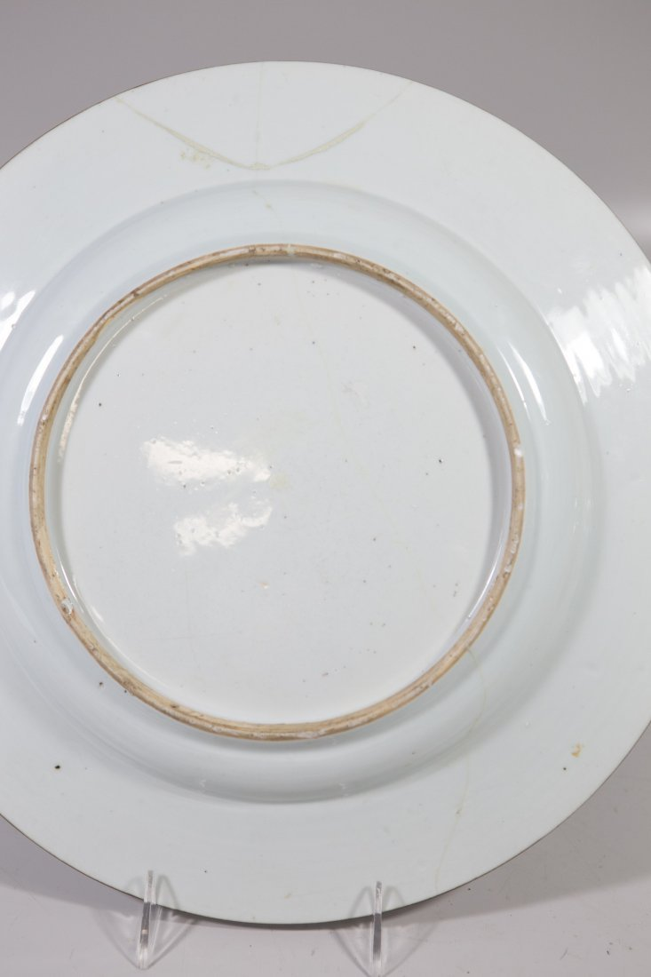 Chinese Imari porcelain lidded bowl with undertray - 4
