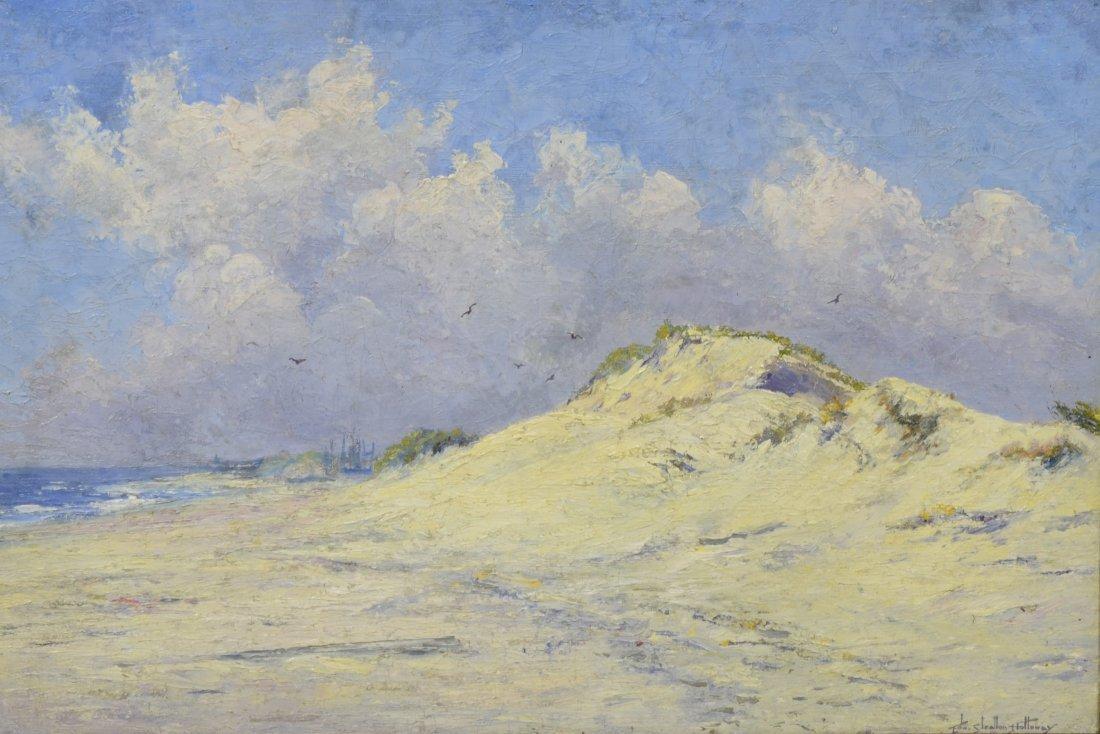 Edward Stratton Holloway (1859-1939) Provincetown