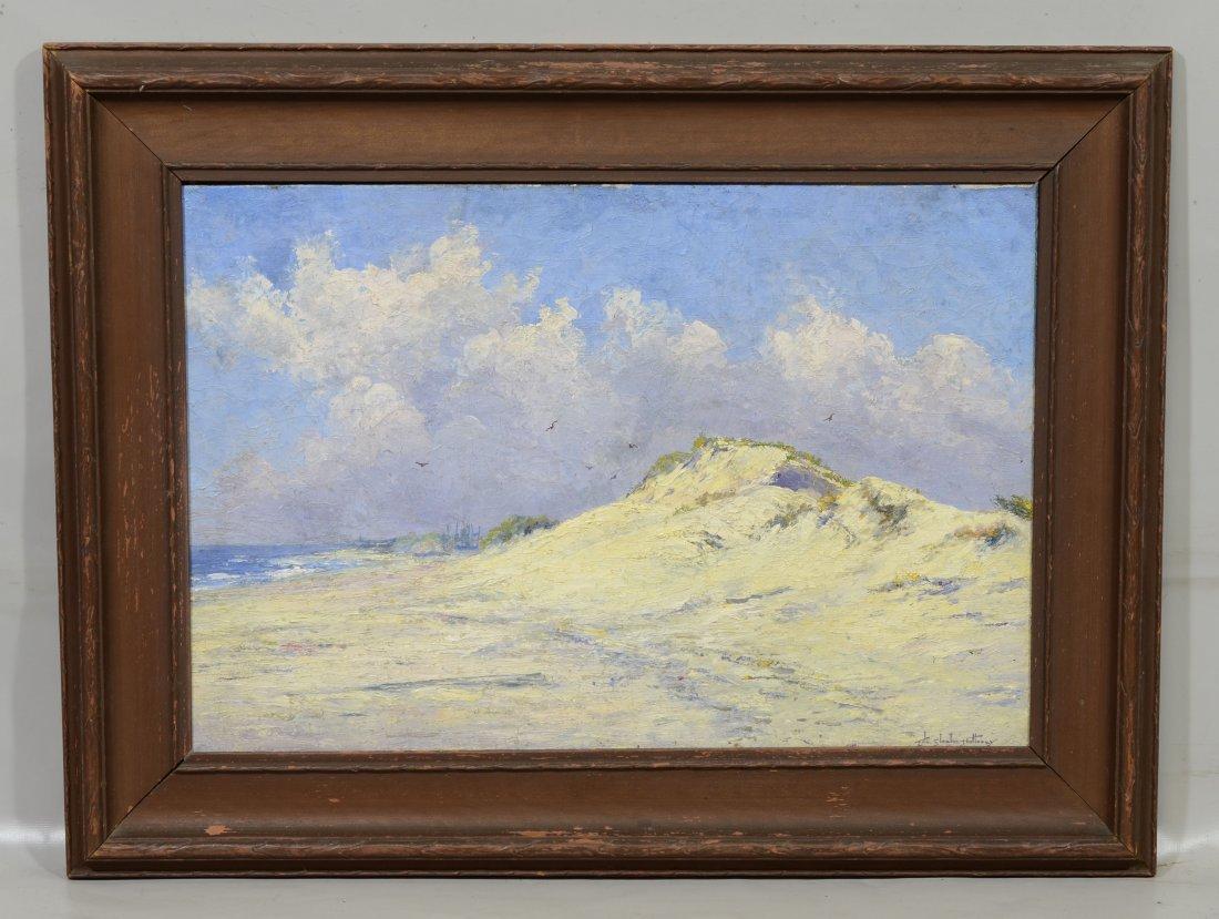 Edward Stratton Holloway (1859-1939) Provincetown - 2