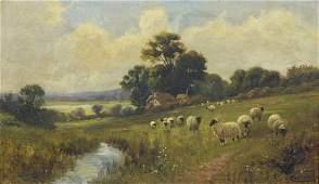 Charles W Oswalt (British, 19th century, fl 1892-1900),