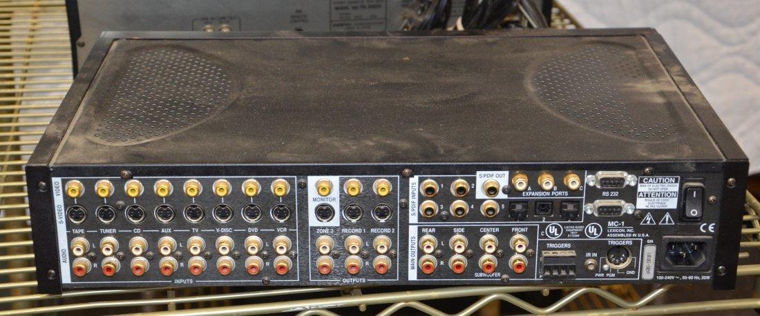 Lexicon MC-1 Digital Controller - 2