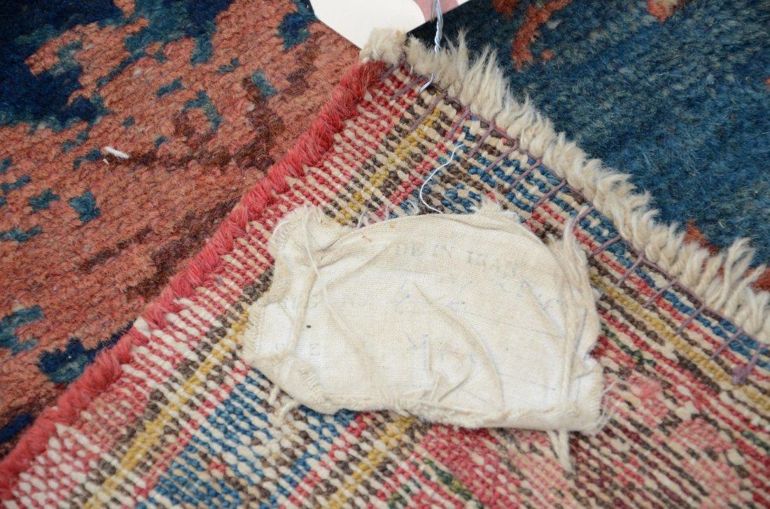 """Hamadan carpet, 4'4"""" x 6'7"""" - 3"""