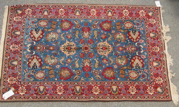 7: 4.7 x 7.0 Persian carpet