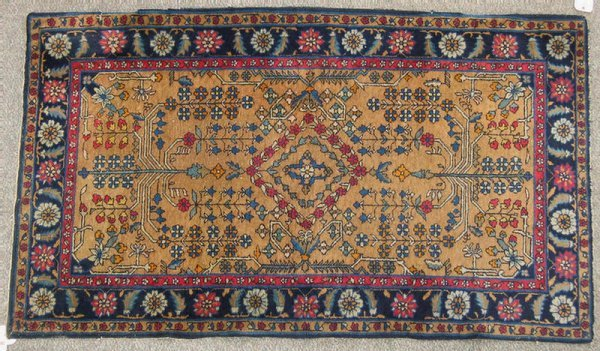 13: 3.10 x 6.8 Turkish mat