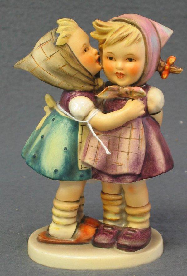 1006: Hummel Figurine, Telling Her Secret