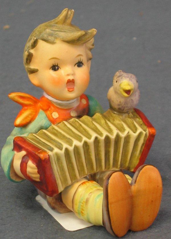 1015: Hummel Figurine, Let's Sing