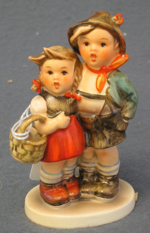 1017: Hummel Figurine, Surprise