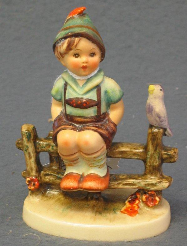 1023: Hummel Figurine, Wayside Harmony