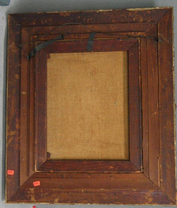 1515: Frank Ashley Linton  (1871 - 1944) Oil on canvas. - 2