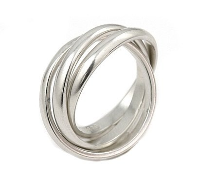 3MM 3 BAND RINGS